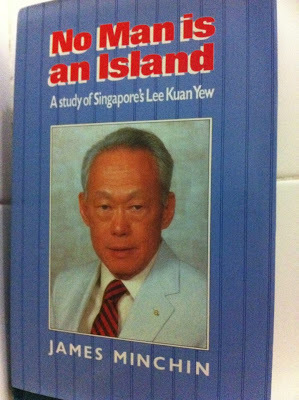 No Man Is An Island: A Study Of Singapore's Lee Kuan Yew