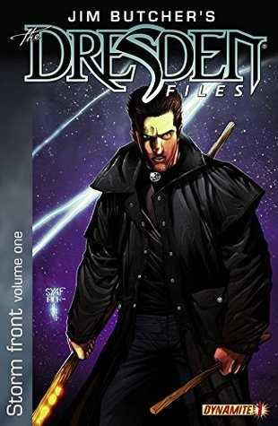 Jim Butcher's Dresden Files: Storm Front #1