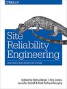 Book cover for Site Reliability Engineering: How Google Runs Production Systems