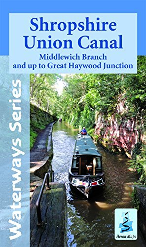 Shropshire Union Canal, including the Middlewich Branch (Waterways Series)