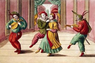 The Saints At Twilight: A commedia dell'Arte play in two acts (Part three of the Commedia Cycle of Plays)