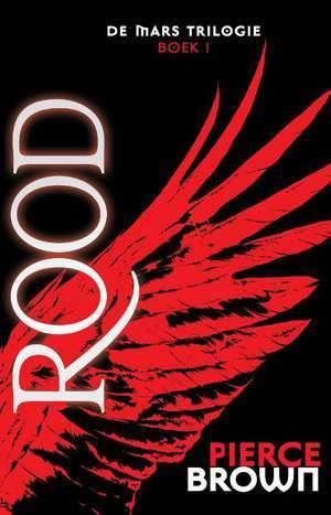 Rood (De Mars-trilogie #1)