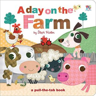 A Day on the Farm (Pull-the-Tab Books)