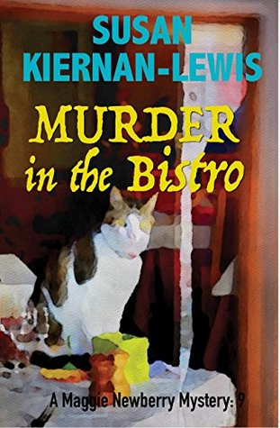 Murder in the Bistro (Maggie Newberry Mysteries #9)