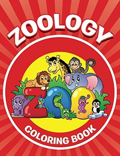 Zoology Coloring Book: Coloring Books for Kids (Art Book Series)
