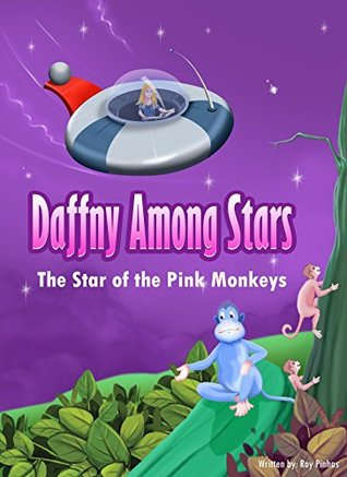 Daffny among stars, the star of the pink monkeys