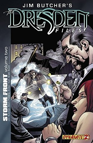 Jim Butcher's Dresden Files: Storm Front Vol 2 #2