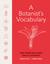 A Botanist's Vocabulary: 13...