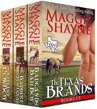 Texas Brands Volume 1