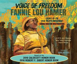 Welcome to My Books Library Voice of Freedom: Fannie Lou Hamer: Spirit of the Civil Rights Movement