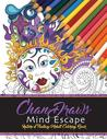Chandraws Mind Escape Nature Fantasy Adult Coloring Book