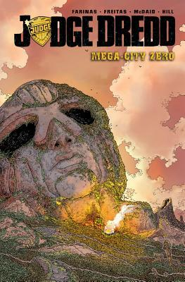 Judge Dredd: Mega-City Zero, Volume 1