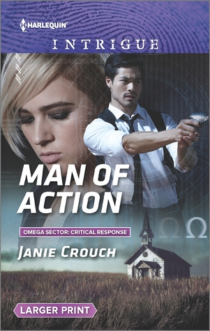 Ebook Man of Action by Janie Crouch PDF!
