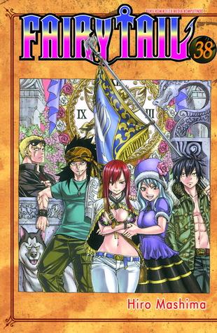 Fairy Tail Vol 38 By Hiro Mashima