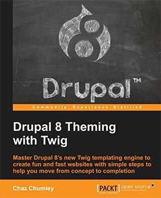 Drupal 8 Theming with Twig Download Epub