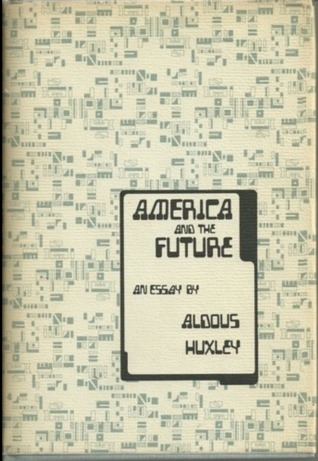 America and the Future