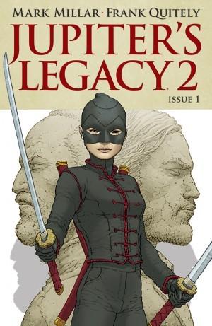 Jupiter's Legacy, Vol. 2 #1
