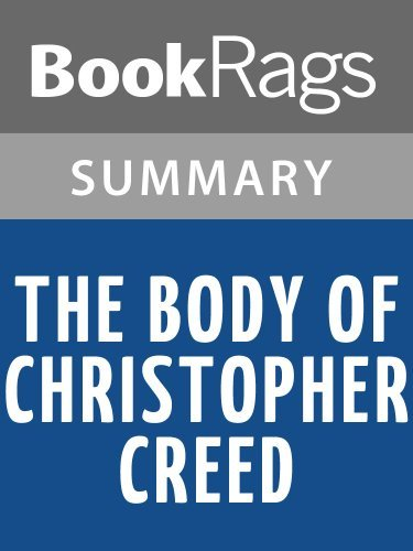 The Body of Christopher Creed by Carol Plum-Ucci | Summary & Study Guide