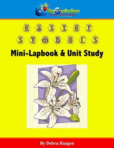 Easter Symbols Mini-Lapbook