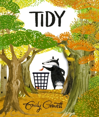 Tidy by Emily Gravett