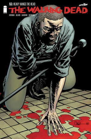 The Walking Dead, Issue #153