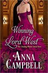 Winning Lord West (Dashing Widows #3)