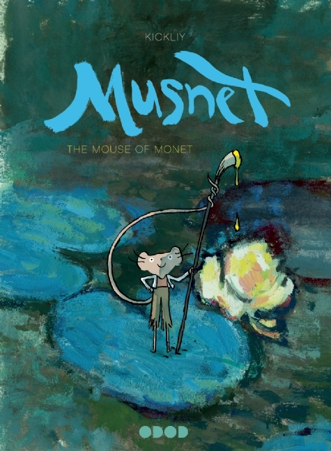 Musnet: The Mouse of Monet