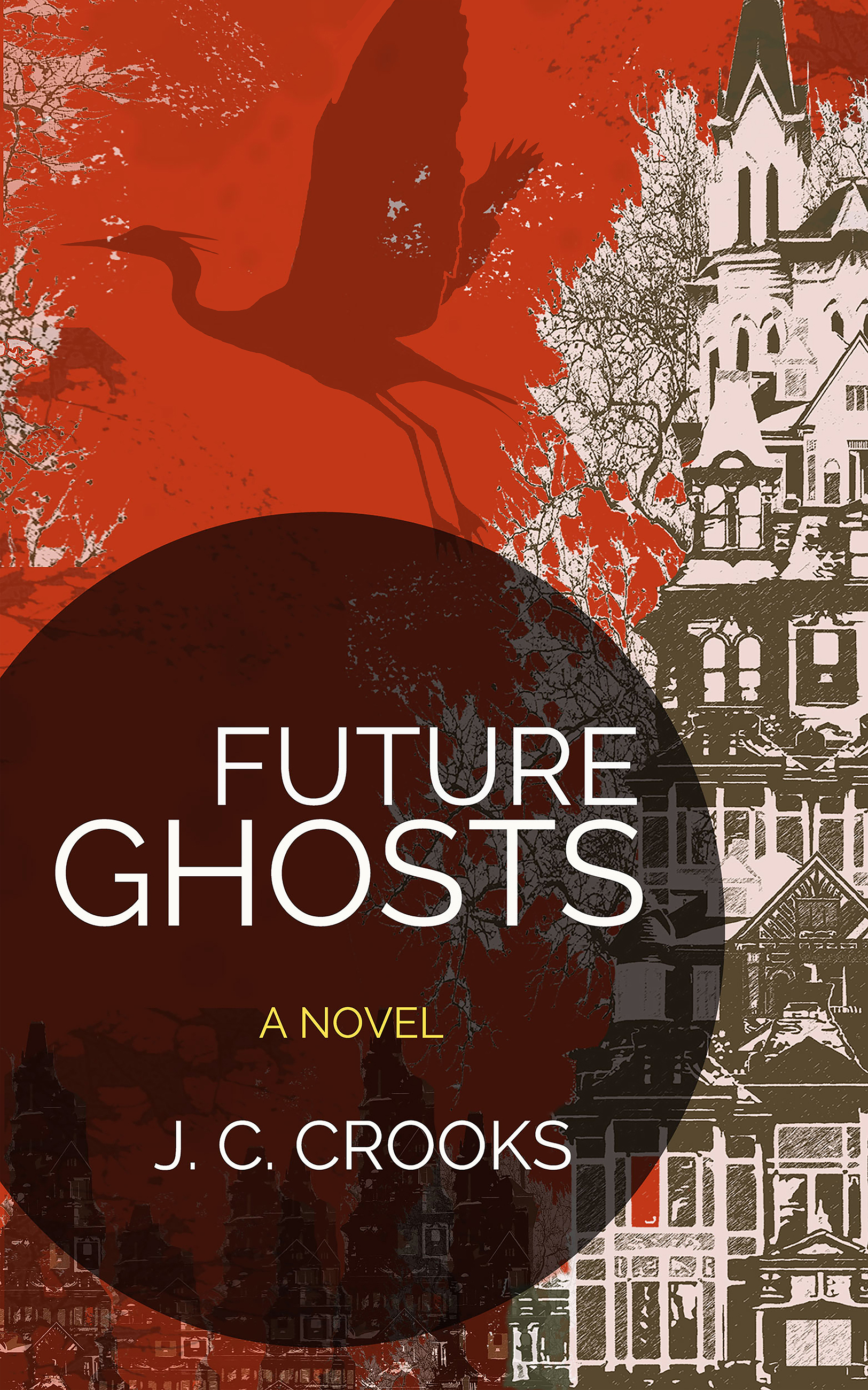 Future Ghosts: A Novel in 82 Cantos