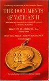 The Documents of Vatican II
