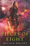 Pieces of Eight (The Frey Saga, #2)