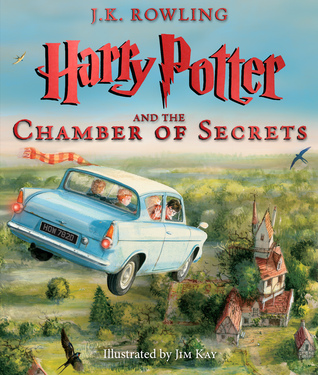 Harry Potter and the Chamber of Secrets (illustrated edition) by J.K. Rowling
