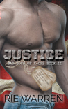 Justice (Bad Boys of X-Ops, #2)