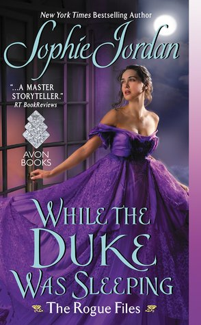 While the Duke Was Sleeping(The Rogue Files 1)