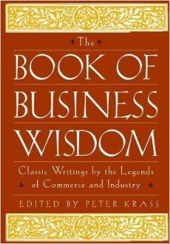 The Book of Business Wisdom