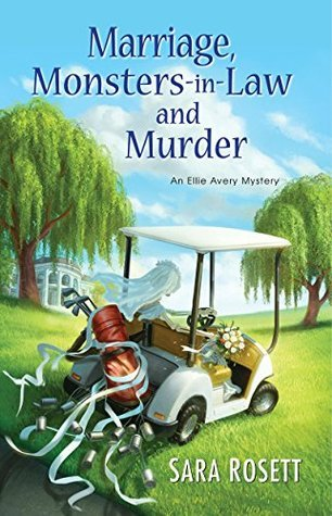 Marriage, Monsters-in-Law, and Murder (A Mom Zone Mystery #9)