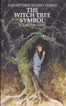 The Witch Tree Symbol (Nancy Drew Mystery Stories, #33)