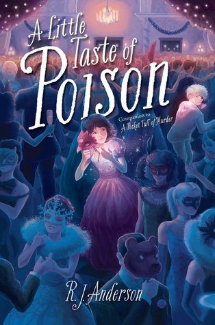 A Little Taste of Poison (Uncommon Magic, #2)