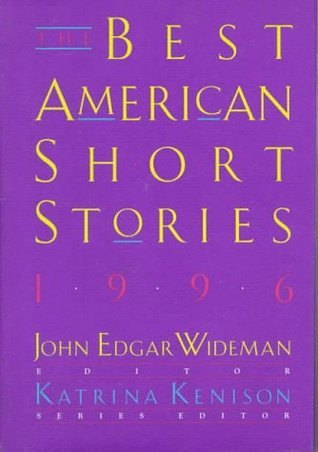 The Best American Short Stories 1996(The Best American Short Stories)