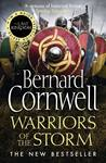 Warriors of the Storm (The Saxon Stories, #9) by Bernard Cornwell
