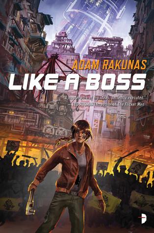 Like a Boss (Windswept, #2)
