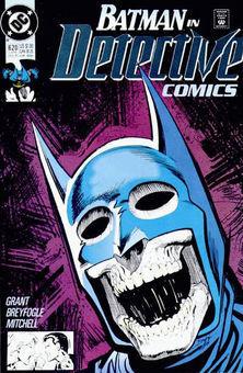 Detective Comics #620