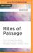 Rites of Passage: A War Mac...