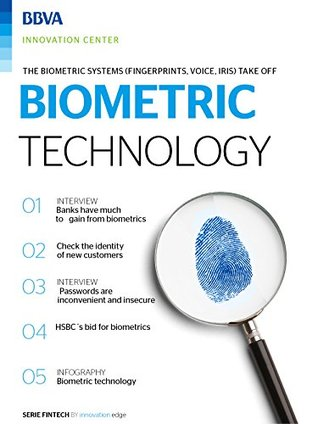 Ebook: Biometric Technology (Fintech Series by BBVA)