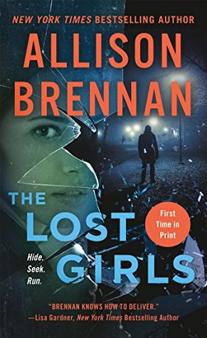 The lost girls lucy kincaid 11 by allison brennan 28220744 fandeluxe Choice Image