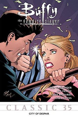 Buffy the Vampire Slayer Classic #35: City of Despair (Buffy the Vampire Slayer Vol. 1)