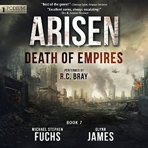 Death of empires by Michael Stephen Fuchs