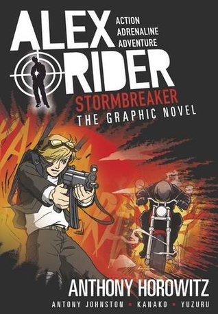 Stormbreaker Graphic Novel (Alex Rider)