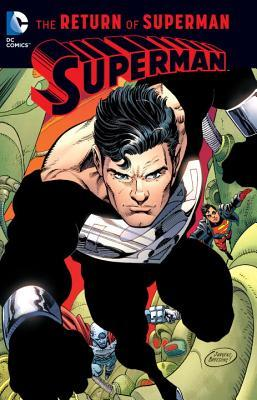 Superman: The Return of Superman (The Death and Return of Superman, #4)