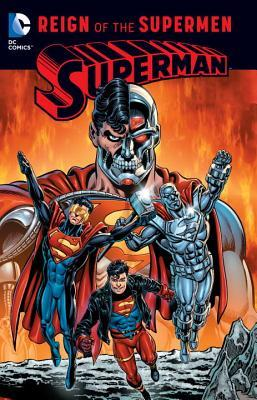 Superman: Reign of the Supermen (The Death and Return of Superman, #3)