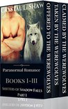 Shifters of Shadow Falls Collection (Shifters of Shadow Falls, #1-3)